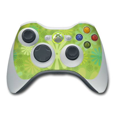 Xbox 360 Controller Skin - Lime Punch