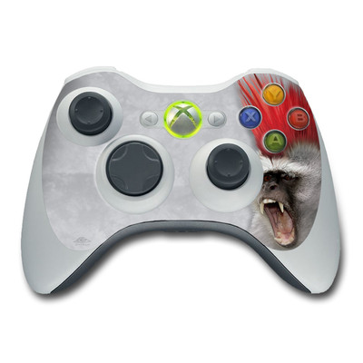 Xbox 360 Controller Skin - Punky