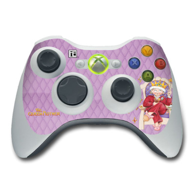 Xbox 360 Controller Skin - Queen Mother