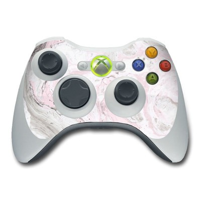 Xbox 360 Controller Skin - Rosa Marble