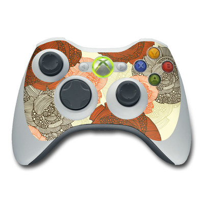 Xbox 360 Controller Skin - Roses