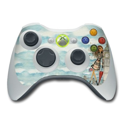 Xbox 360 Controller Skin - The Sights London