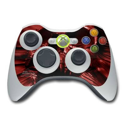 Xbox 360 Controller Skin - Skull Blood