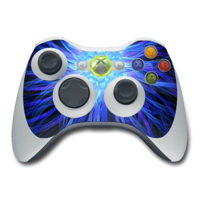 Xbox 360 Controller Skin - Something Blue