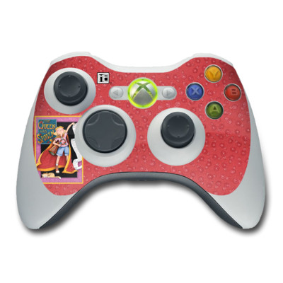 Xbox 360 Controller Skin - Queen Has Spoken