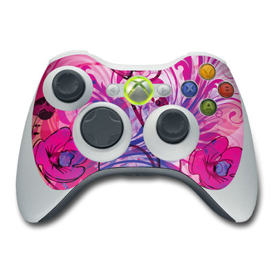 Xbox 360 Controller Skin - Spring Breeze