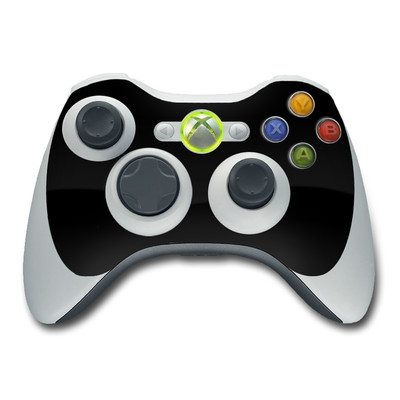 Xbox 360 Controller Skin - Solid State Black