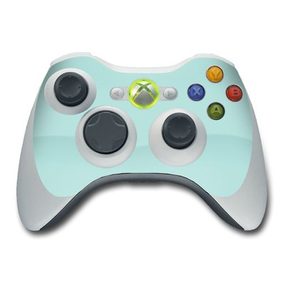 Xbox 360 Controller Skin - Solid State Mint