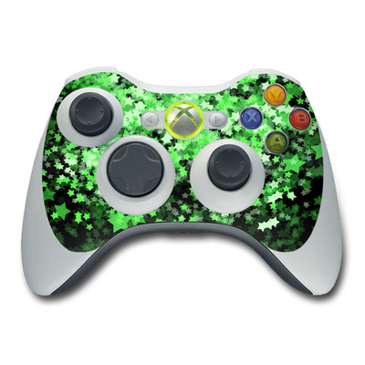 Xbox 360 Controller Skin - Stardust Spring