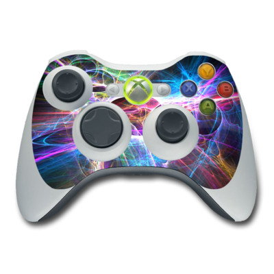 Xbox 360 Controller Skin - Static Discharge