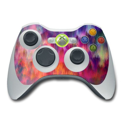 Xbox 360 Controller Skin - Sunset Storm
