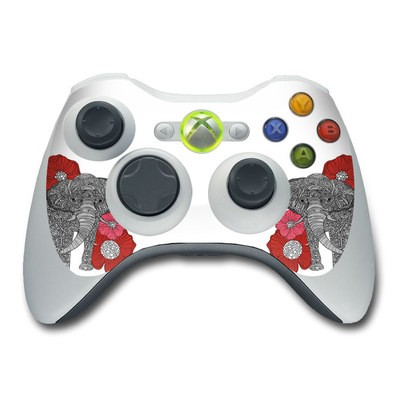 Xbox 360 Controller Skin - The Elephant