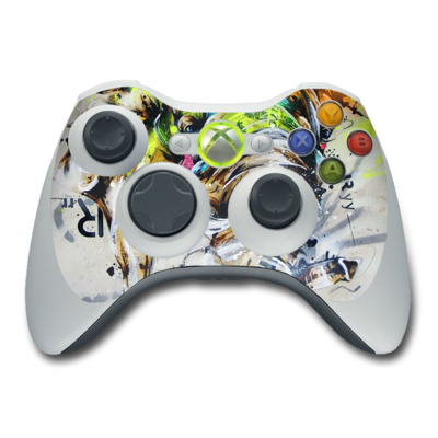 Xbox 360 Controller Skin - Theory
