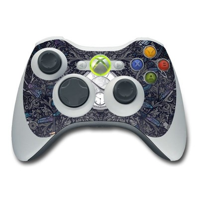 Xbox 360 Controller Skin - Time Travel