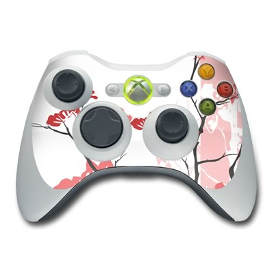 Xbox 360 Controller Skin - Pink Tranquility