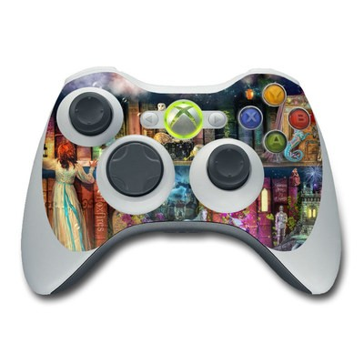 Xbox 360 Controller Skin - Treasure Hunt