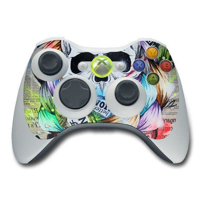 Xbox 360 Controller Skin - Visionary