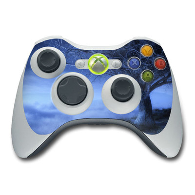 Xbox 360 Controller Skin - World's Edge Winter