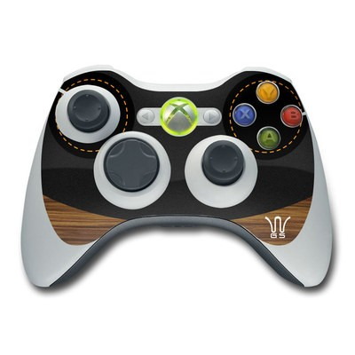 Xbox 360 Controller Skin - Wooden Gaming System
