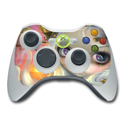 Xbox 360 Controller Skin - Windswept