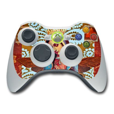 Xbox 360 Controller Skin - Winged Guad