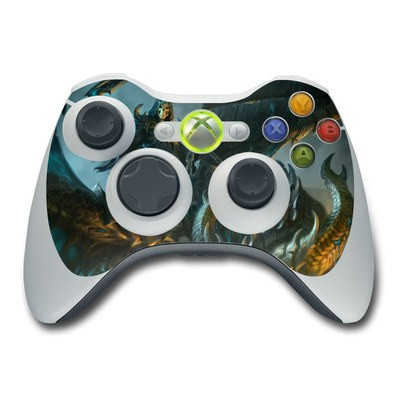 Xbox 360 Controller Skin - Wings of Death