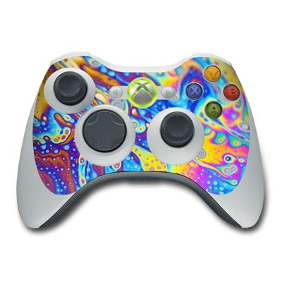 Xbox 360 Controller Skin - World of Soap