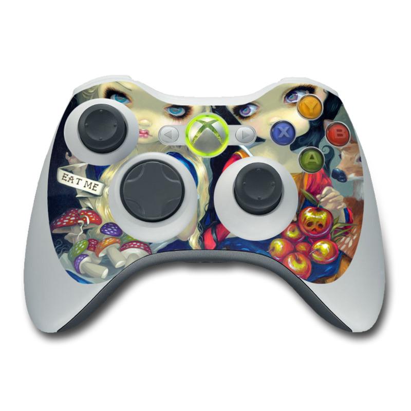 Xbox 360 Controller Skin - Alice & Snow White by Jasmine ...
