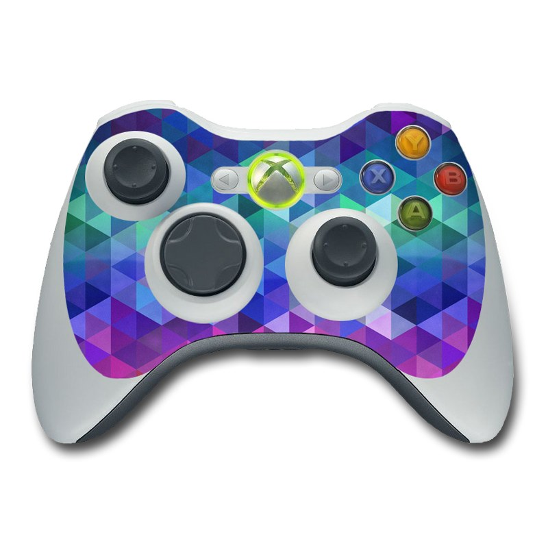 Xbox 360 Controller Skin - Charmed by FP | DecalGirl