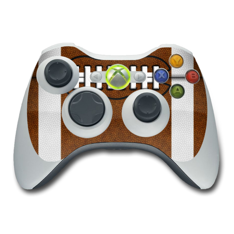 Xbox 360 Controller Skin - Football by Sports | DecalGirl