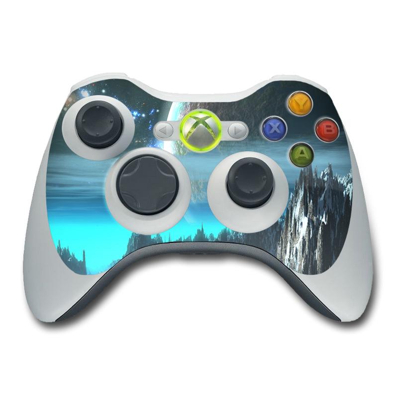 Xbox 360 Controller Skin - Path To The Stars | DecalGirl