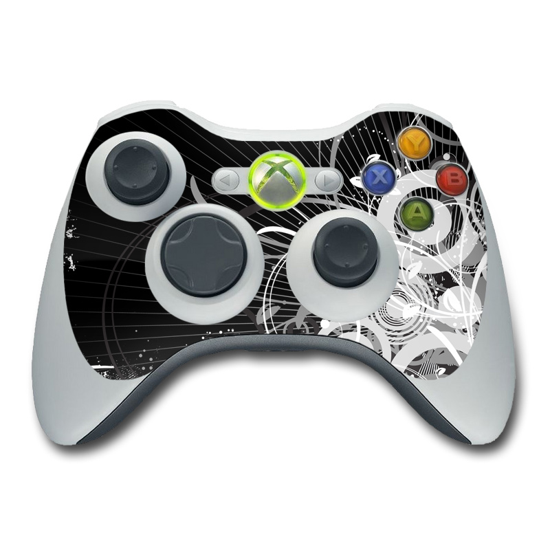 Xbox 360 Controller Skin - Radiosity by Gaming | DecalGirl