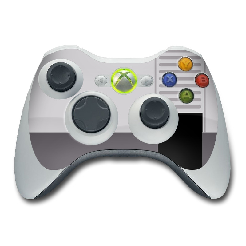 Line Drawing Xbox Controller : Xbox controller skin retro horizontal by