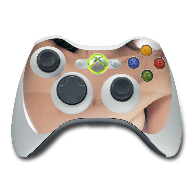 Xbox 360 Controller Skin - Sexy Girl by Gaming | DecalGirl