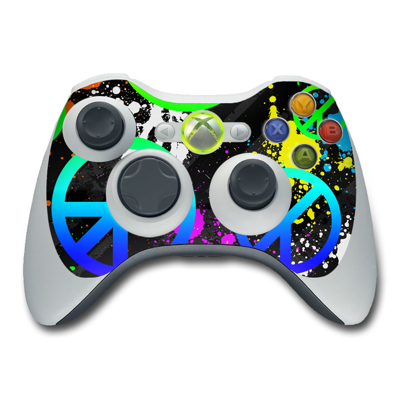 All Xbox 360 Controllers : Xbox controller skin unity by fp decalgirl