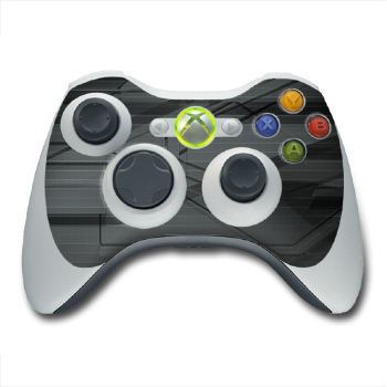 Xbox 360 Controller Skin - Plated