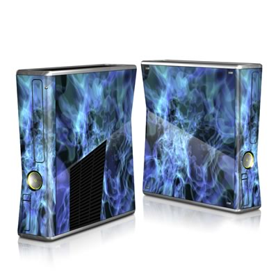 Xbox 360 S Skin - Absolute Power