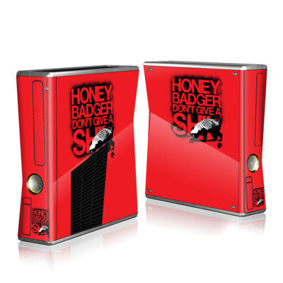 Xbox 360 S Skin - Don't Give A