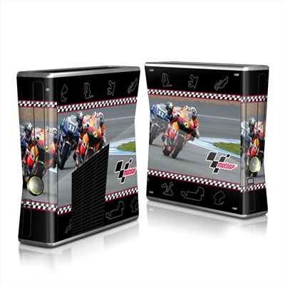 Xbox 360 S Skin - Finish Line Group