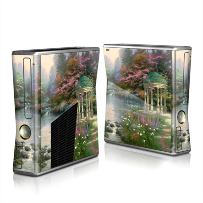 Xbox 360 S Skin - Garden Of Prayer