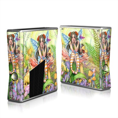Xbox 360 S Skin - Hide and Seek