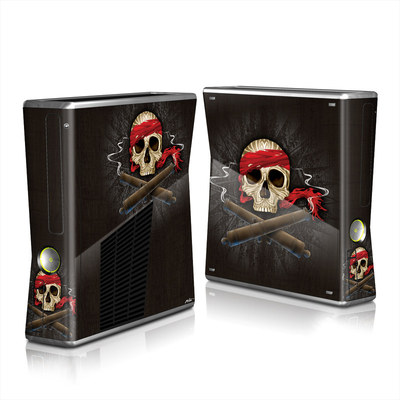 Xbox 360 S Skin - High Seas Drifter
