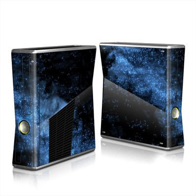 Xbox 360 S Skin - Milky Way