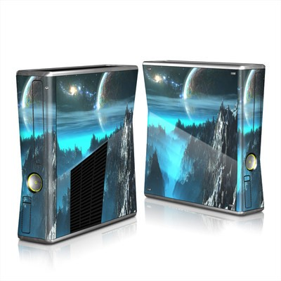 Xbox 360 S Skin - Path To The Stars