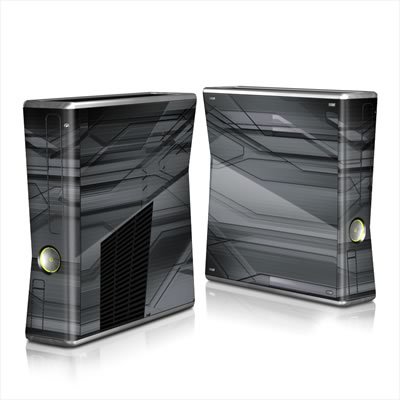 Xbox 360 S Skin - Plated