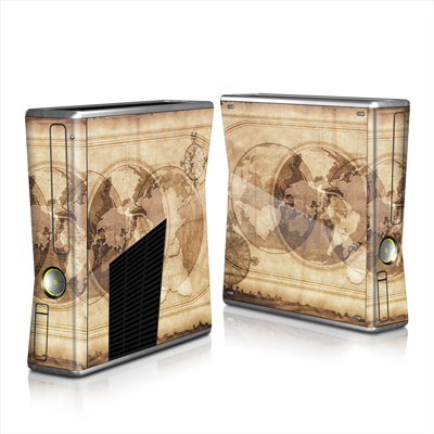 Xbox 360 S Skin - Quest