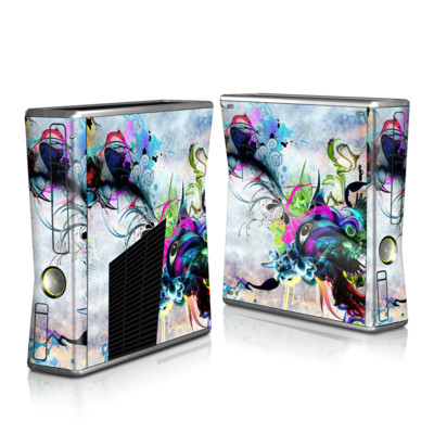 Xbox 360 S Skin - Streaming Eye