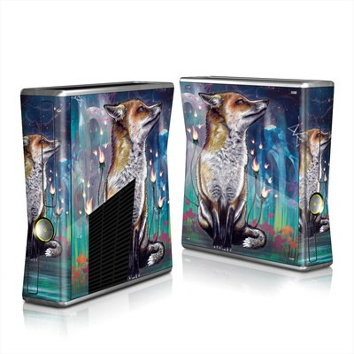 Xbox 360 S Skin - There is a Light