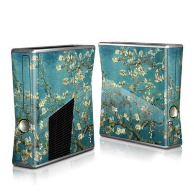 Xbox 360 S Skin - Blossoming Almond Tree