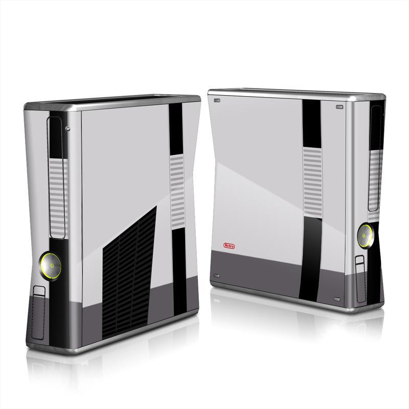 Retro Xbox Console Xbox 360 s Skin Retro